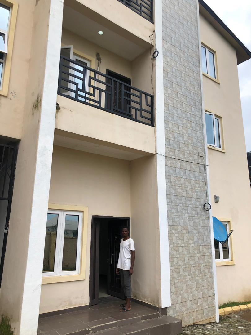 TWO BEDROOM FLAT FOR RENT IN ABUJA - Alinso Properties